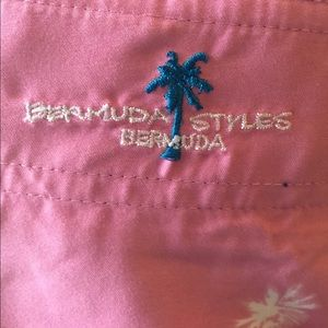 Bermuda Style Skirts - South Carolina skirt